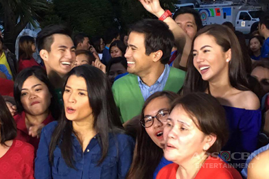 ABS-CBN Christmas Station ID 2016: Doble Kara