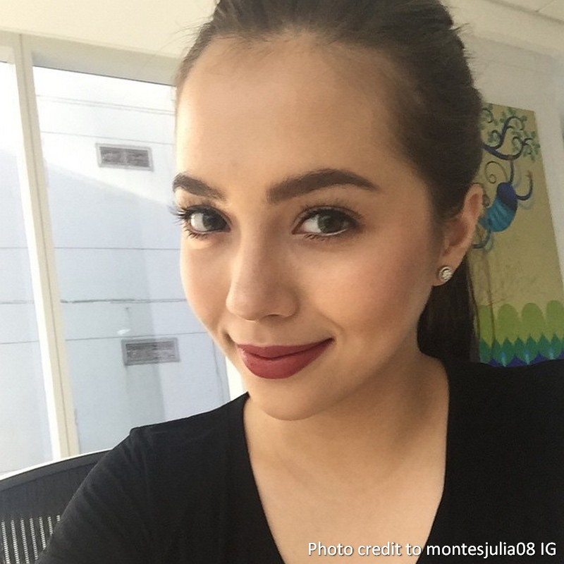 The epitome of beauty: Julia Montes in 21 photos