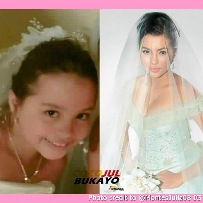 LOOK: Julia Montes through the years