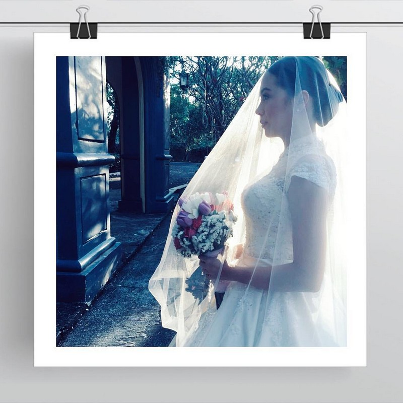 LOOK: Julia Montes: The stunning bride in Doble Kara The Wedding