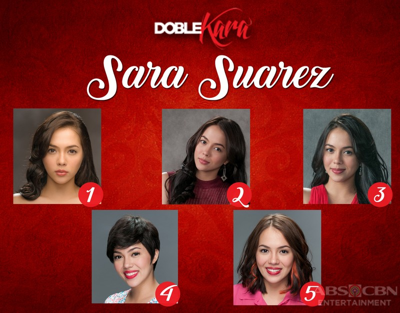LOOK: Doble Kara's Sara through the years