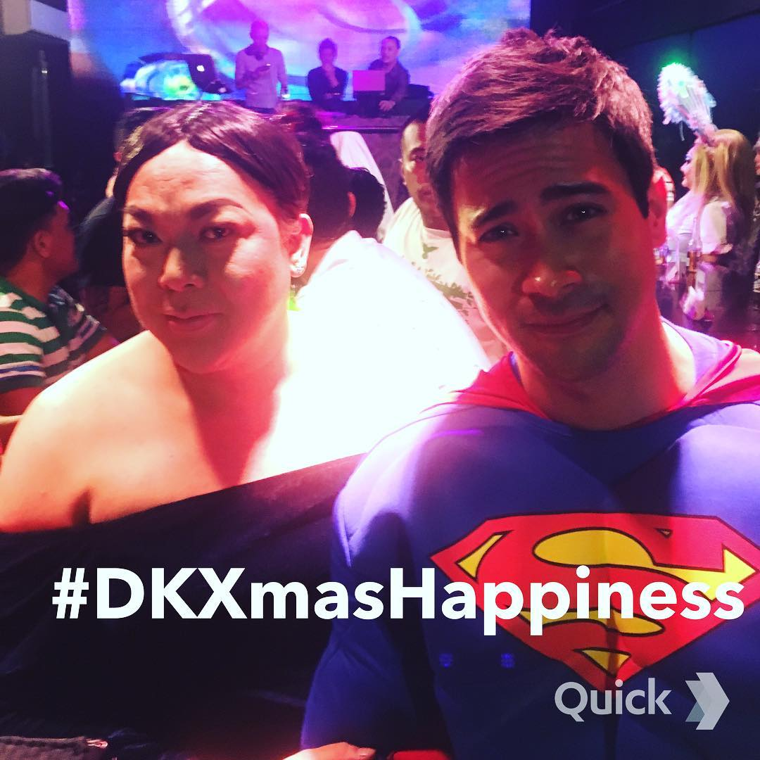 PHOTOS: Doble Kara Christmas Party
