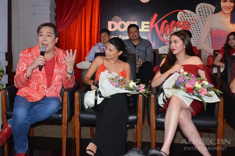 PHOTOS: Doble Kara Finale Presscon