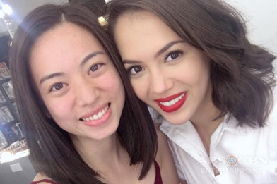 PHOTOS: Meet Julia Montes' Double in Doble Kara