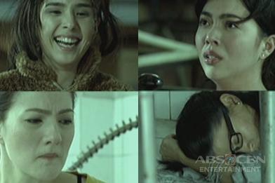 Lucille at Alex, isinumbat ang kanilang galit kina Laura at Kara
