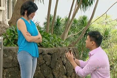 Sara, tinanggap ang wedding proposal ni Edward